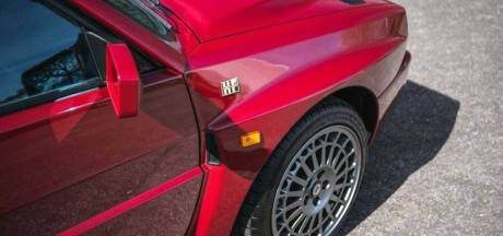 Recordprijs voor Lancia Delta HF Integrale