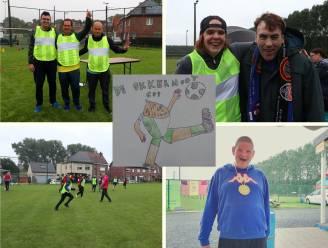 Vijfde editie 'De Okkernoot Cup' op voetbalvelden KV Eendracht Winnik