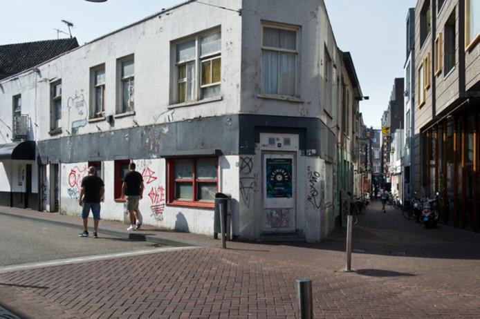 De Tweede Walstraat.