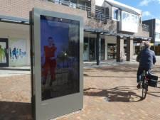 BaMi schenkt touchscreenbord vol informatie over Berlicum en Middelrode