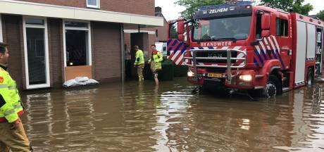 Achterhoekse brandweer helpt in Limburgs rampgebied: 'Water maakt veel kapot'