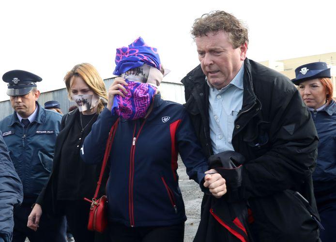 Een Britse vrouw is schuldig bevonden aan het doen van een valse aangifte van verkrachting op Cyprus.