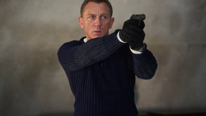 Daniel Craig hield emotionele afscheidsspeech na het filmen van de laatste James Bond-scène