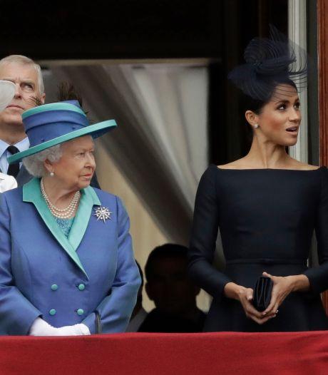 L'allusion de la reine Elizabeth à Harry et Meghan dans son discours pour la journée du Commonwealth