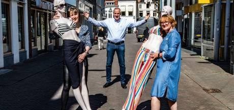 Stadsmanager Peter Brouwer sleept Deventer ondernemers door de coronachaos en wint Promotieprijs