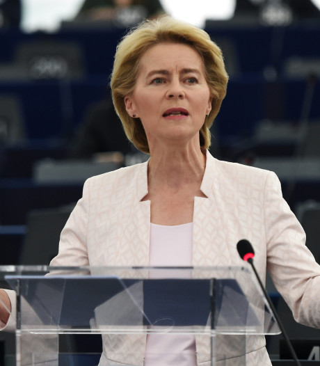 Ursula von der Leyen joue ses dernières cartes avant un vote crucial des eurodéputés