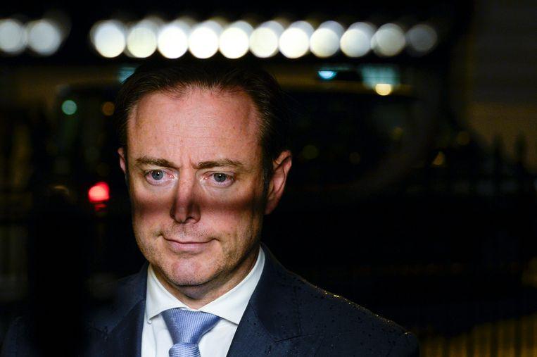 Bart de Wever, burgemeester van Antwerpen. Beeld BELGA