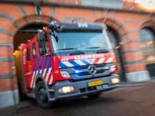 Vrouw gewond bij brand in zorginstelling
