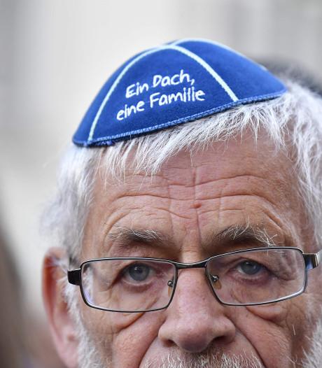 Duitse overheid raadt Joden aan niet overal hun keppeltje te dragen