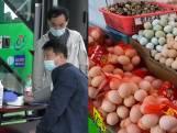 In de VS gratis donut na je vaccinatie, in China krijg je... eieren