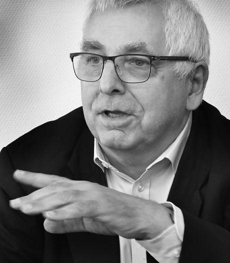 Peter Lucassen stopt om zijn gezondheid: 'Ik denk dat de burgemeestersaffaire wel een rol heeft gespeeld