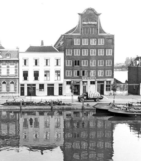 Er waren genoeg fraaie plannen, maar het bekendste pakhuis van Dordrecht is nog steeds voor bedrijven