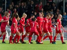 FC Twente Vrouwen verslaat Vogido JO17 in oefenduel