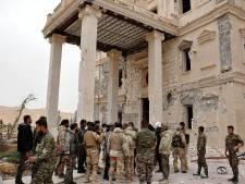 Syrische regering wil Palmyra weer opbouwen
