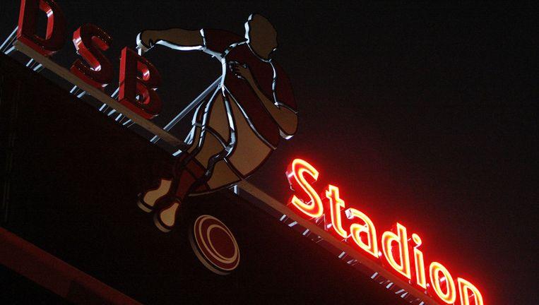 Het AZ-stadion in betere dagen. Foto ANP Beeld