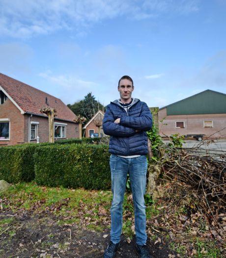Jarenlange kwestie explodeert in Westerhaar met handgemeen tussen buurman en ondernemer: 'Frustraties werden me te veel'