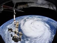 Thomas Pesquet partage des photos impressionnantes de l'ouragan Ida