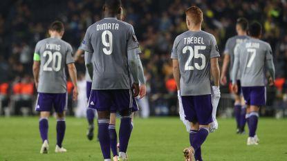 """Ontgoocheling is groot bij Anderlecht: """"Tja, wat kunnen we er nog van zeggen?"""""""