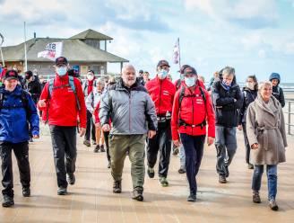 """300.000 euro ingezameld met Stop Parkinson Walk, maar initiatiefnemer moet net voor het einde in quarantaine: """"Kers op de taart ontbreekt"""""""