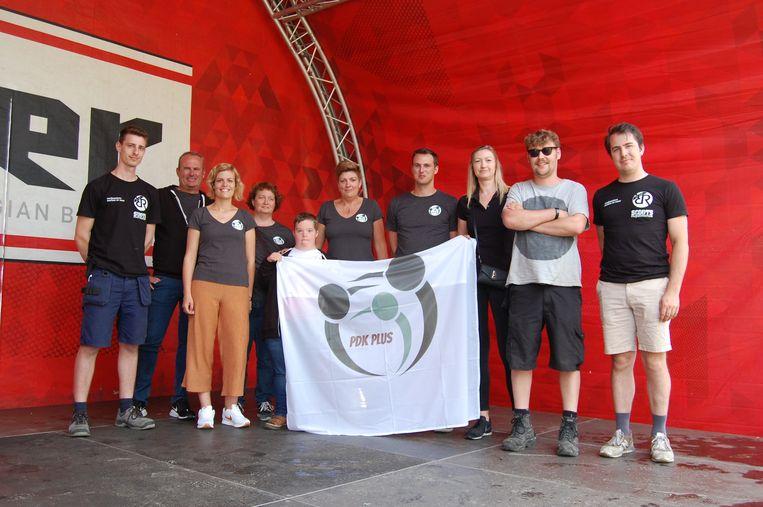 Repmond Rock werkt dit jaar voor het eerst samen met PDK Plus. Het resultaat is een mini-festival voor mensen met een beperking.
