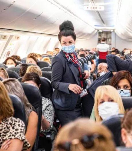 Toenemend geweld in vliegtuigen: bonden eisen vliegverbod voor onruststokers
