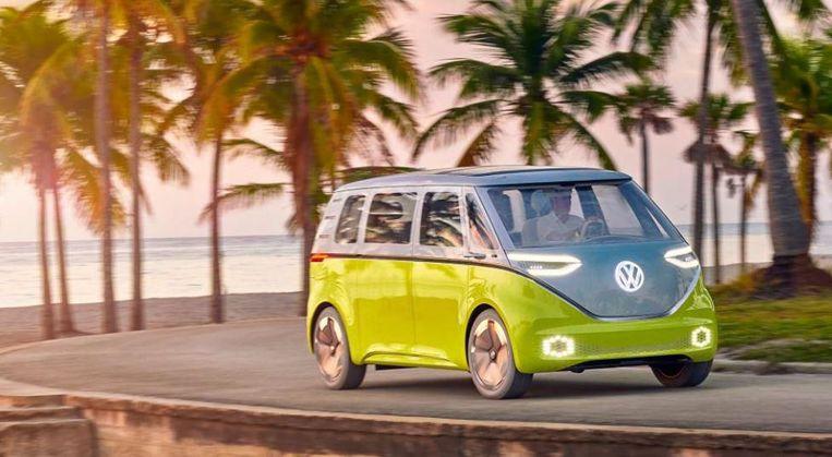 Aan de buitenkant werd niet veel geraakt. Alleen oogt het ontwerp een pak frisser. Beeld Volkswagen