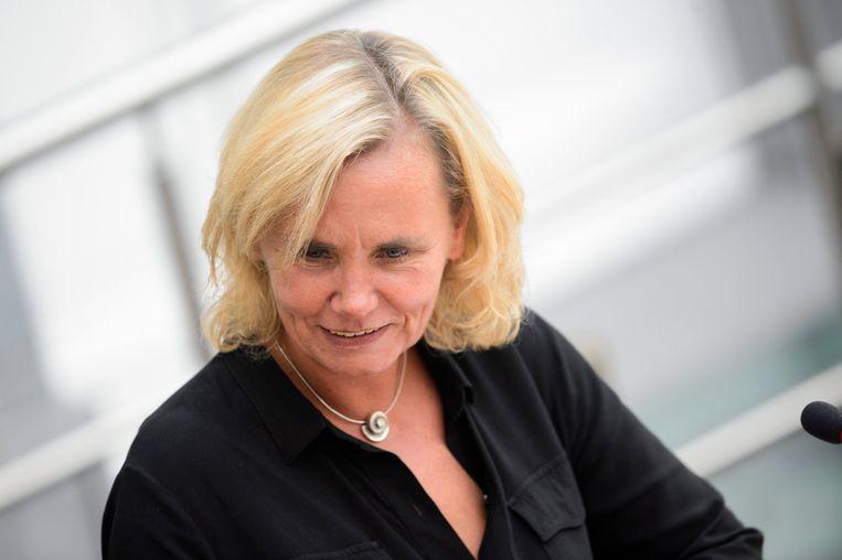 Vlaams minister Liesbeth Homans. Beeld Photo News