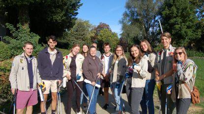 Vrijwilligers ruimen 365 kilogram zwerfafval op