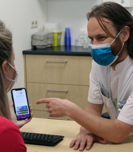 Met nieuwe app minder vaak naar ziekenhuis voor controle na botbreuk