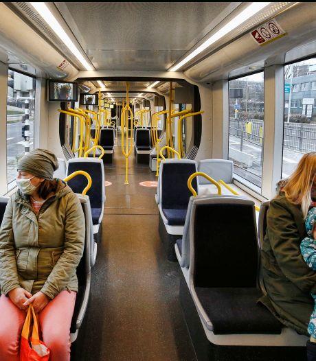 Trams rijden weer tussen Utrecht CS en Westraven na wisselstoring