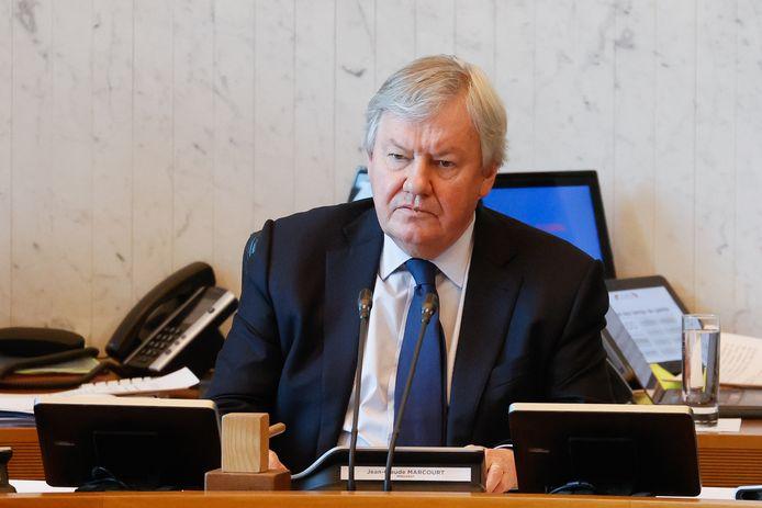 Jean-Claude Marcourt, président du parlement wallon
