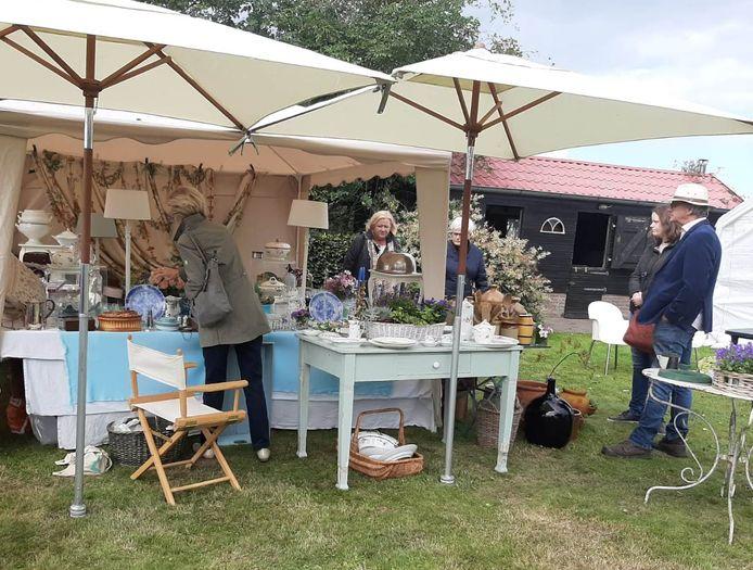 In Heino wordt van 3 tot en met 5 september de Brocante Landelijke Fair gehouden.