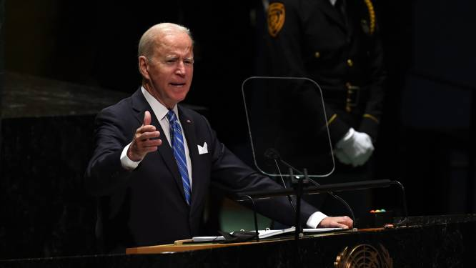 """Biden assure à l'ONU qu'il ne veut pas de """"Guerre froide"""" avec la Chine"""