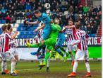 Opluchting bij Willem II: 'Doelpunt AZ was een overtreding'
