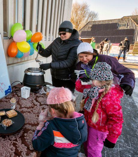 Geen inkomsten uit koek en zopie, maar entreegeld maakt winter voor Betuwse ijsclubs een beetje goed