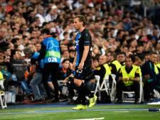 Sanction confirmée, Bruges devra faire sans Vormer à Galatasaray