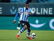 Kabangu (FC Eindhoven): Waren heer en meester tegen FC Den Bosch