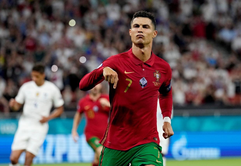 Cristiano Ronaldo. Beeld Pool via REUTERS