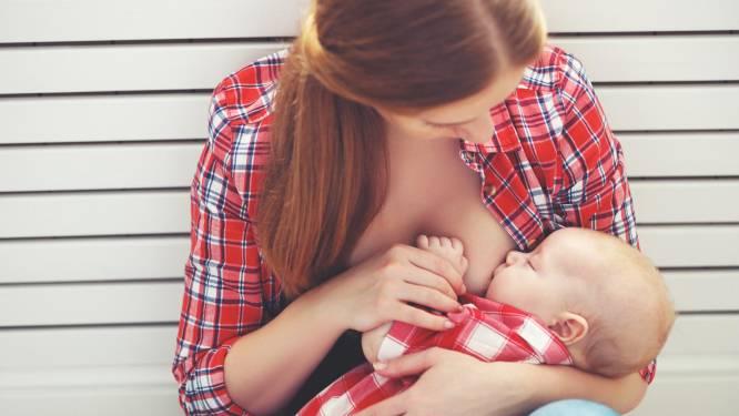 Auw: deze mama toont haar borsten na een liter te kolven