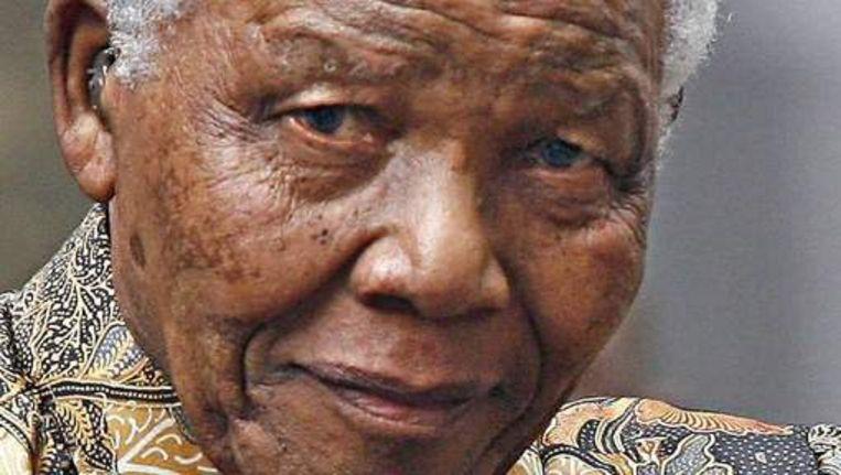 Nelson Mandela Beeld ANP