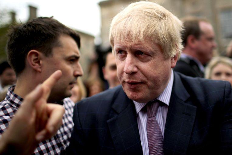 Boris Johnson Beeld getty