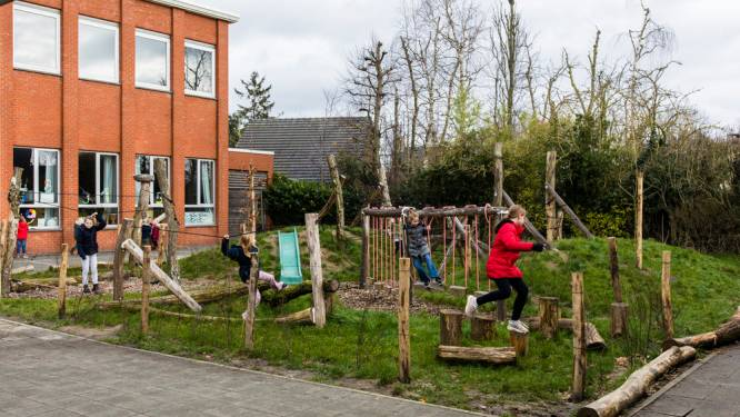 Dubbel zoveel subsidie voor nog meer groene speelplaatsen in Roeselare