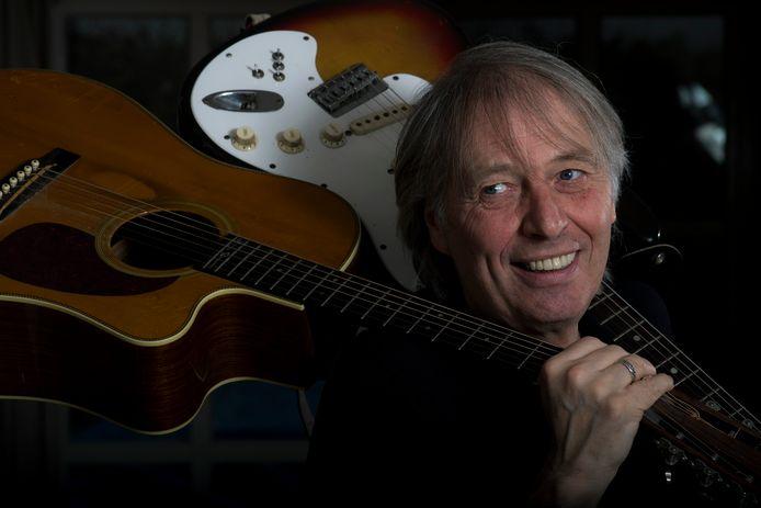 Gitarist Harry Sacksioni uit Lienden heeft na bijna 50 jaar zijn Gretsch Tennessean uit 1965 terug: een onbekende man stond er ineens mee op de stoep.