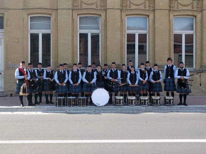 Flanders Memorial Pipe Band organiseert gratis lessen voor toekomstige leden.