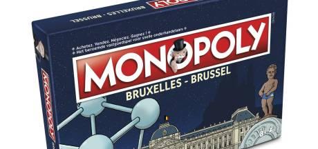 Amerikanen verbieden blote Manneken Pis op Brussel-editie Monopoly: 'Onze trots moet zwembroekje aan'