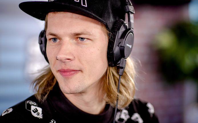 3FM Sander Hoogendoorn in het Glazen Huis
