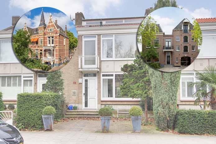 15 Miljoen Euro Voor Een Rijtjeshuis In Amsterdam Voor Dat