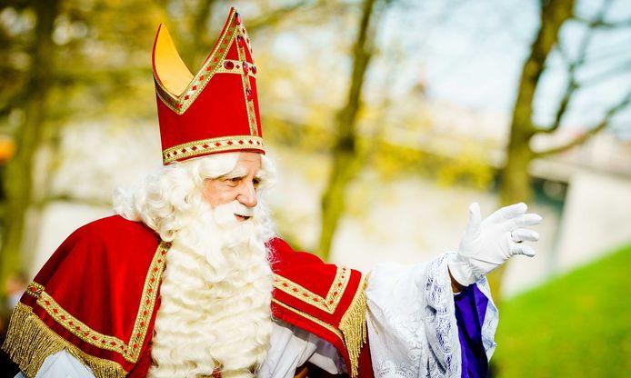 Illustratiebeeld Sinterklaas