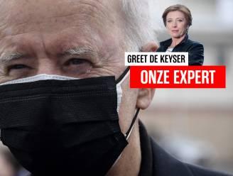 """Greet De Keyser in de VS: """"Biden moet afrekenen met dezelfde problemen als zijn twee voorgangers. Ook nu is er immers een crisis aan de grens"""""""