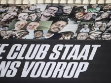 Supporters Heracles kunnen spandoek van eigen gezicht ophalen: 'Een goed teken'